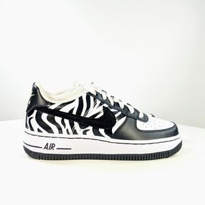 Nike Air Force 1 AF1 Low Zebra Print